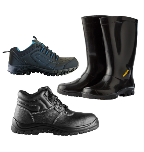 Footwear - Industri Tools & Equipment