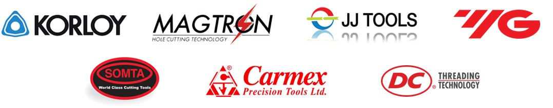 Korloy MagTron JJ Tools YG Somta Carmex CD Threading